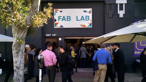 Fab Lab in East Village Serves Hands-On Entrepreneurs - Times of San Diego   Peer2Politics   Scoop.it