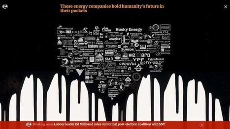 Le Guardian part en guerre contre les énergies fossiles | Green economic development and social changes | Scoop.it