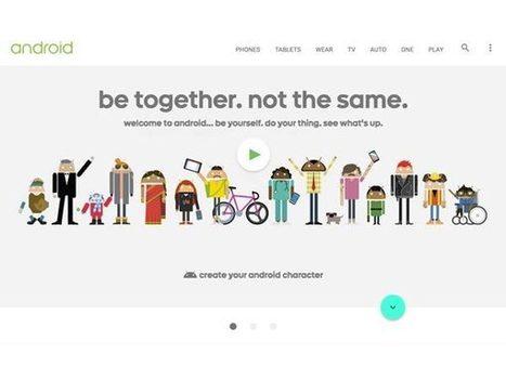Material Up : un site d'inspiration pour le Material Design | infographiste multimédia | Scoop.it