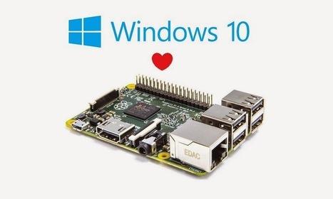 Building an App for Windows 10 IOT using Angular 2   Raspberry Pi   Scoop.it