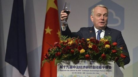 Ayrault vante le «made in France» en Chine | Chine & Intelligence économique | Scoop.it