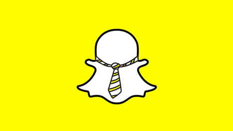 A B2B Marketer Spends a Month with Snapchat | Reading Pool | Scoop.it