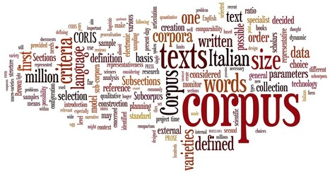 Linguistica dei corpora | Applied Corpus Linguistics to Education | Scoop.it