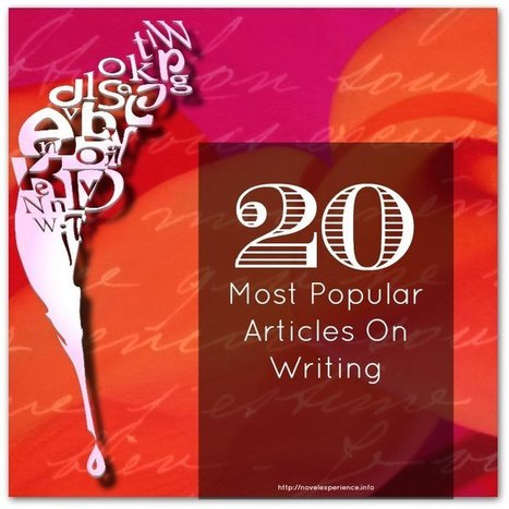 20 Writing Tips: On Writing, Self-Publishing & Book Promo | Self Publishing | Scoop.it