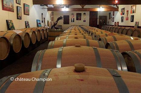 Marché à la Ferme au Château Champion à Saint Emilion | Bordeaux Gazette | Scoop.it