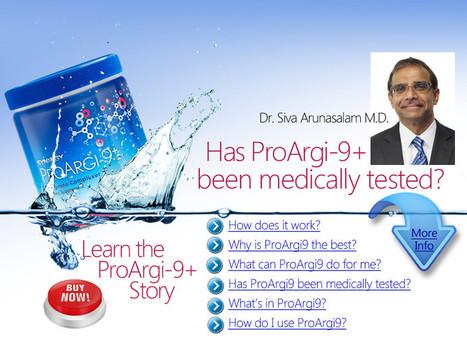 Has ProArgi-9+ been medically tested? | ProArgi-9+ | Scoop.it