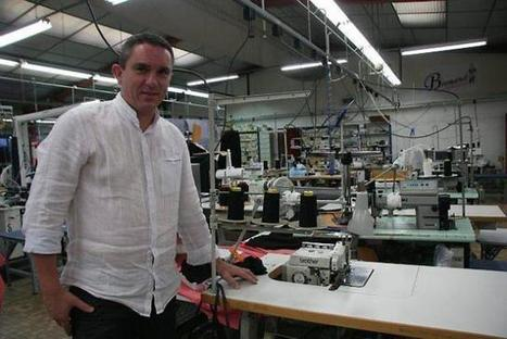Brémand confection : l'art des vêtements de luxe | Ouest France Entreprises | Made In France Only | Scoop.it