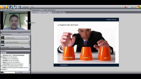 Comment collecter et optimiser les données clients ? - YouTube | CRM | Scoop.it