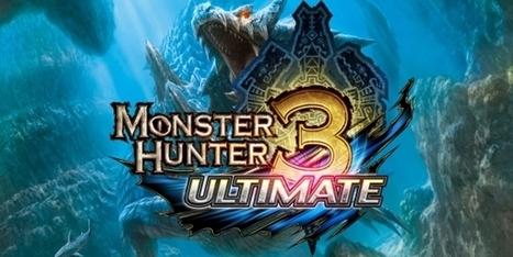 Monster Hunter 3 Ultimate ganha 50% de desconto nos Estados Unidos e Europa | Tech Maker | Scoop.it