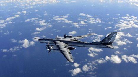 La Russie expulsée 400 fois des espaces aériens de l'OTAN en 2014 | Open datas | Scoop.it