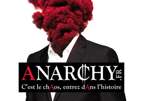 Anarchy, la première fiction participative transmédia | Digital Experiences by David Labouré | Scoop.it