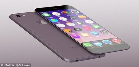 New 3D renders reveal new possibilities for the iPhone 7 and 7 Plus   Nerd Vittles Daily Dump   Scoop.it
