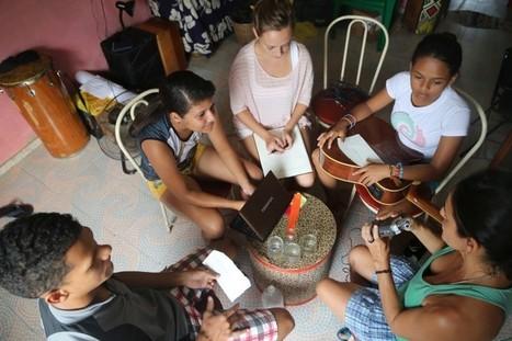 Jóvenes brasileños están creando jingles radiales para promover el desarrollo sustentable de la Amazonía · Global Voices | Emprender y gestionar | Scoop.it