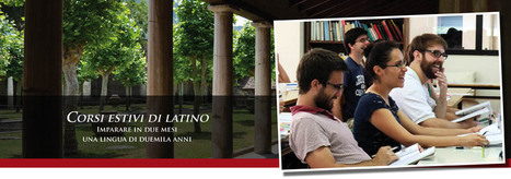 Cursos de Latín en Roma. Verano 2014 | www.culturaclasica.com | EURICLEA | Scoop.it