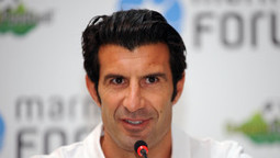 Figo backs FIFA presidential TV debate proposal | eafifa2014 | Scoop.it