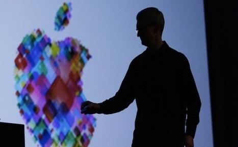 Apple lance l'iOS 8 et change la manière d'écrire un SMS | Mangez des News | Scoop.it