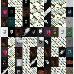 3 en 1 : affiche/cartes de visites/flipbook by Silvio Teixeira | arts graphiques | Scoop.it