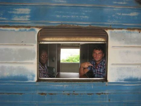 Tazara Train, il viaggio piú lungo del nostro tour | Marco Girelli | Two Boys One Trip, the worldtrip of Marco Girelli | Two Boys One Trip, un giro del mondo, a world trip, una vuelta al mundo | Scoop.it