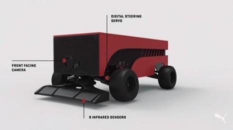 Puma BeatBot : le robot d'entrainement pour sprinteurs   Robotique & Intelligence artificielle   Scoop.it