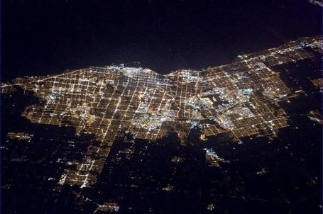 Toronto at Night | Edison High - AP Human Geography | Scoop.it