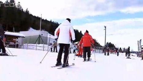 Skier pas cher, mode d'emploi - RTBF Societe | Vosges | Scoop.it
