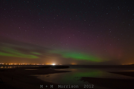 Aurora Borealis from the Isle of Lewis - Canon Digital Photography Forums | Cert III digital media | Scoop.it
