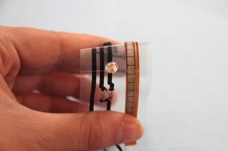 DIY Flexible Circuits using Conductive Paint   STEM   Scoop.it