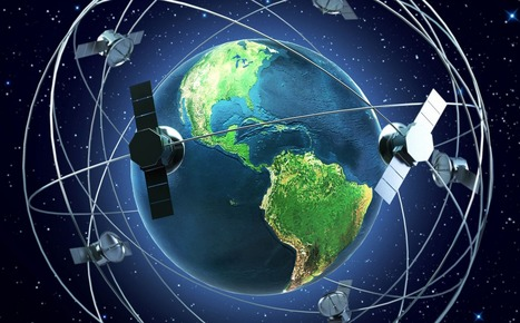 Airbus to build OneWeb Internet Satellites | Technology in Business Today | Scoop.it