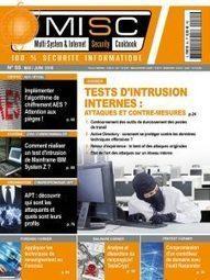 Gros plan sur les tests d'intrusion internes | Le blog des Editions Diamond | Actualités de l'open source | Scoop.it