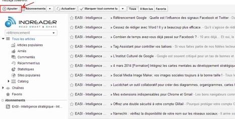 InoReader [excellente] alternative à Feedly pour lire les flux RSS | Mon panier veille et curation | Scoop.it