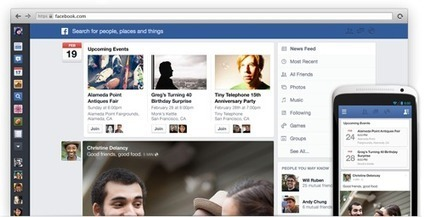 What The New Look For Facebook News Feed May Mean To Business | Better know and better use Social Media today (facebook, twitter...) | Scoop.it