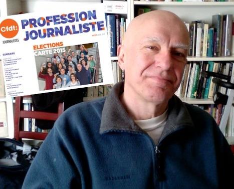 Fabrice Nicolino: «La carte de presse me donne des ailes» | DocPresseESJ | Scoop.it