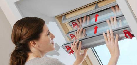 Installer un store Velux | Fenêtre | Scoop.it