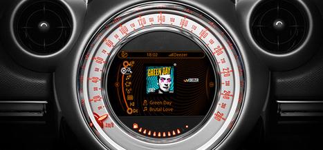 Deezer & Mini : Conduire en Musique   Actualité Webmarketing, Buzz & Innovation   Scoop.it