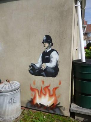 Weekly Street Art Dose from I Support Street Art « Creative Nestlings | World of Street & Outdoor Arts | Scoop.it