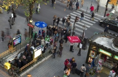 Paris, a city embracing innovation - The Networked Society Blog | Peer2Politics | Scoop.it