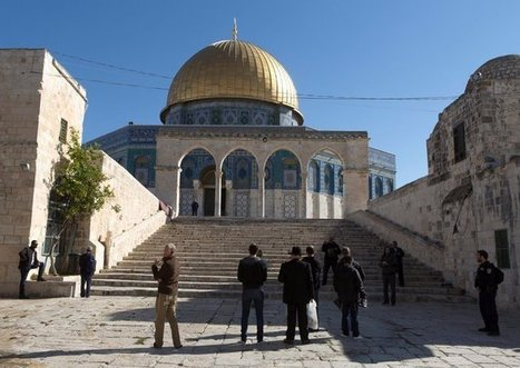 CH6: Religion - Mistrust Threatens Delicate Balance at a Sacred Site in Jerusalem | GHS Cultural Geography | Scoop.it