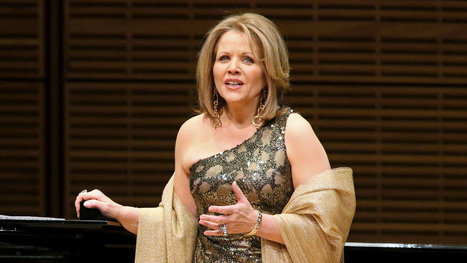 After All the Arias, Opera Singers Look to the Stage and Screen | Opera singers and classical music musicians | Scoop.it
