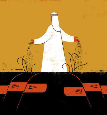 The World Reaps What the Saudis Sow   Upsetment   Scoop.it