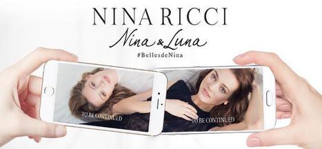Nina Ricci : trop de fond de teint tue le maquillage... | Beauté & Cosmétiques | Scoop.it