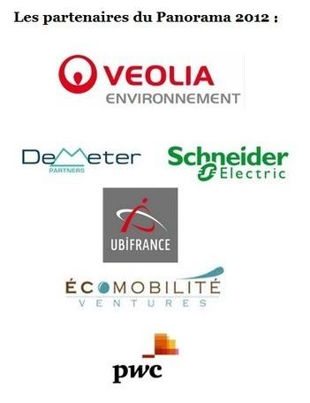 Panorama des cleantech en France 2012 | GreenUnivers | Smart Grid, réseaux intelligents | Scoop.it