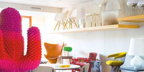 Le Corbusier, Perriand, Eames… des designers pleins d'avenir | CODIFAB | Scoop.it