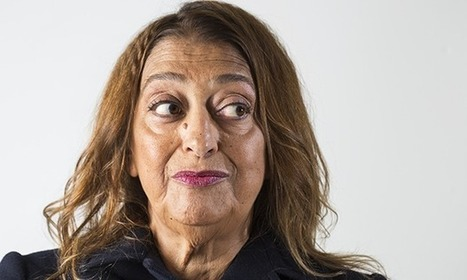 Zaha Hadid: 'I don't make nice little buildings' | Urbanism 3.0 | Scoop.it