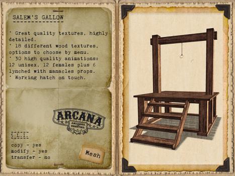 Arcana Antiques & Oddities @ Horror Haute | Dark Fantasy Media (TV, Books, Film, and more) | Scoop.it