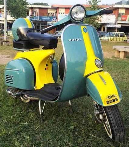 Piaggio Vespa Scooters a Forgotten History of Pakistan | Vespa Stories | Scoop.it