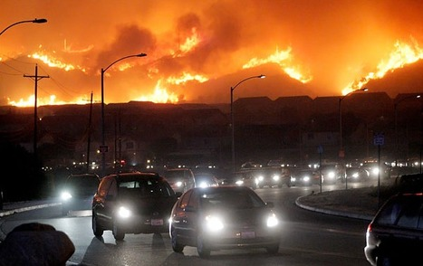 CALIFORNIA BURNING: Entire State of California Now In Extreme Drought, Fueling Massive Wildfires | emergence preparedness | Scoop.it