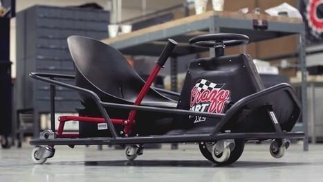 Crazy Cart XL | #Technology | Scoop.it