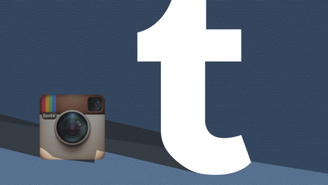 Tumblr and Pinterest now fastest-growing social platforms | Allicansee | Scoop.it