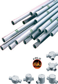 SUDHAKAR PIPES - PVC Electrical Conduits and Fittings | PVC Pipes and Fittings | Scoop.it