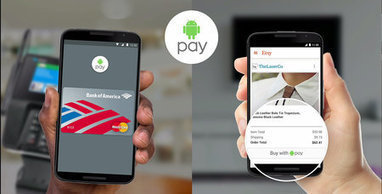 Google : Android Pay déployé aux Etats-Unis dans un million de points de vente | Mobile Development | Scoop.it